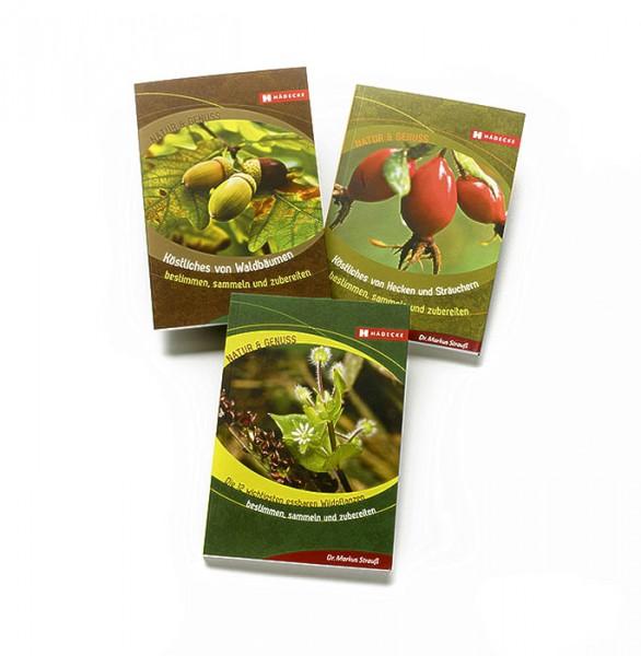 Buchreihe Natur & Genuss • Buch-Paket klein